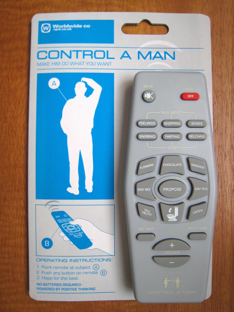 Shrink4men control freak
