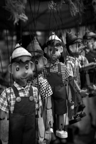 pinocchio puppet