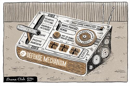 defense mechanism control panel