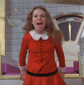 educated eggdicator veruca salt