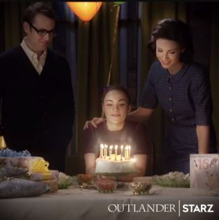 Fathers who stay married because they don't want to lose their children outlander frank randall
