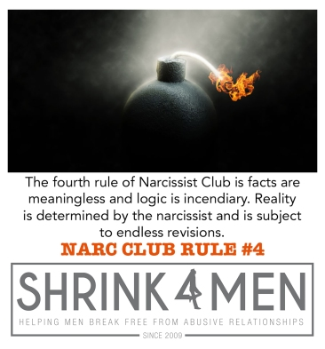 Shrink4Men_Narcissists borderlines psychopaths are liars