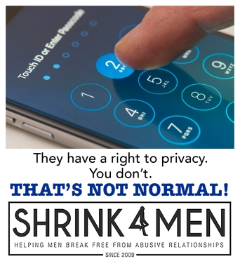 Shrink4Men_Not Normal_Right to privacy